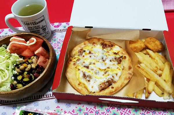 ピザハットマイボックス2