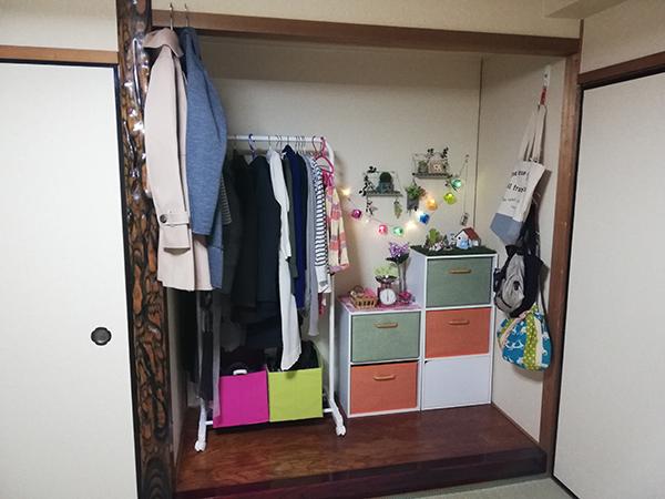 ルームツアー・寝室2