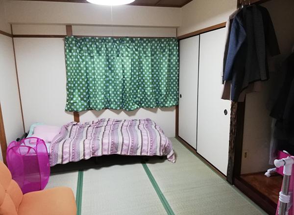 ルームツアー・寝室1