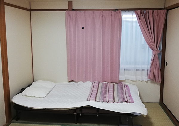 和室に合うカーテン